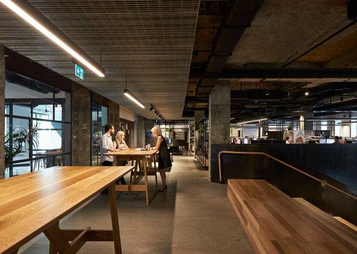 Создание интерьера офиса в промышленном стиле