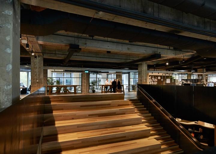 Создание интерьера офиса с использованием дерева