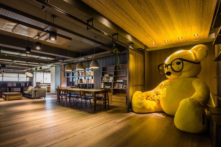Создание интерьера офиса с креативным декором