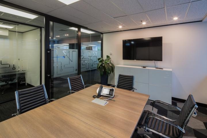 Создание интерьера офиса: конференц-зал