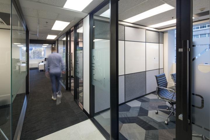 Создание интерьера офиса со стеклянными перегородками