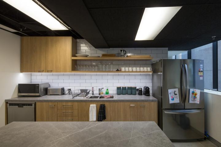 Создание интерьера офиса: кухня