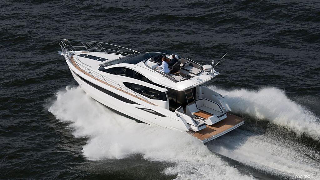 Спортивная яхта Galeon 430 Skydeck - фото 3