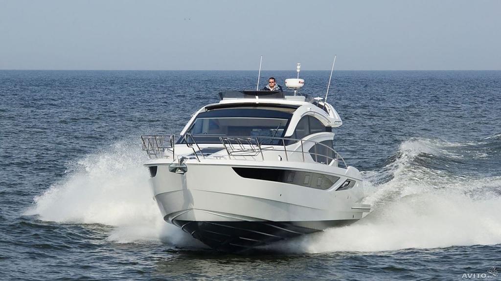 Спортивная яхта Galeon 430 Skydeck - фото 4
