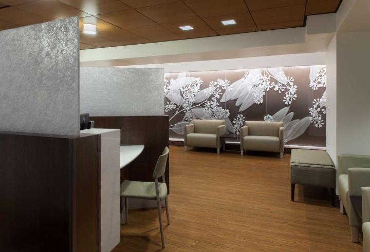 Дизайн медицинского центра St. Louis в Миссури