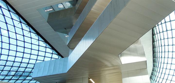 Штаб-квартира Statoil – очередной успех архитекторов из a-lab, Норвегия