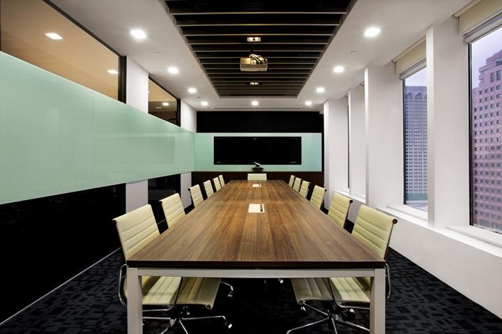 Уникальный офис Storck Asia Pacific от Sennex, Сингапур