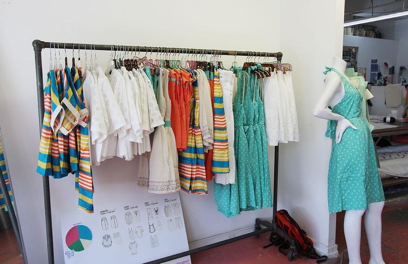 Студия дизайна одежды: стильные модели