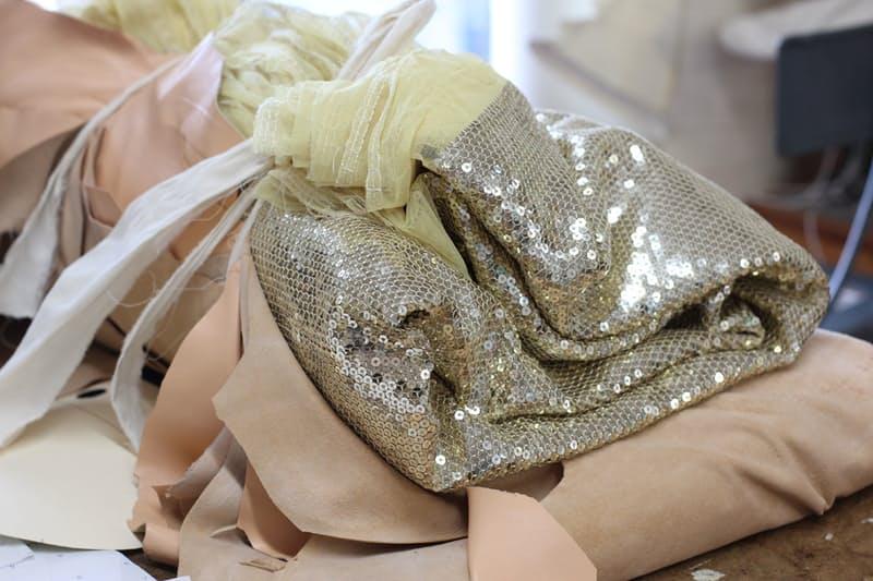 Студия дизайна одежды: ткани для работы