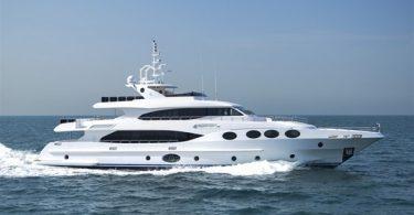Суперяхта Majesty 125 от арабской верфи Gulf Craft