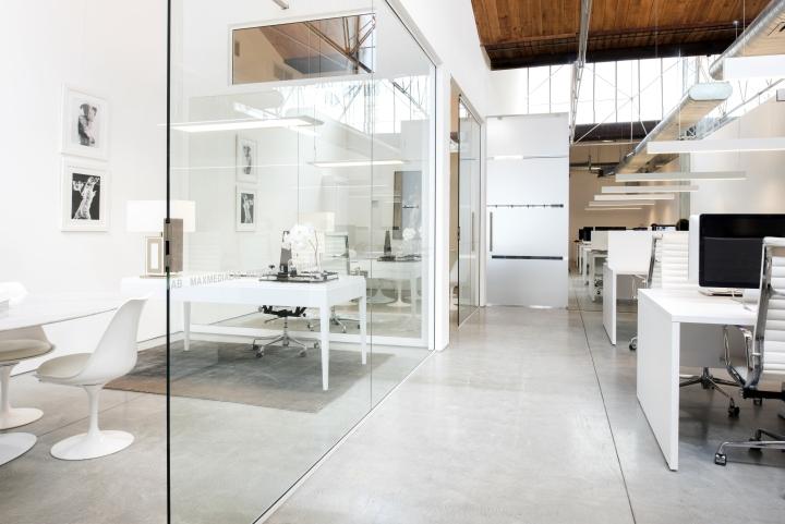 Просторный светлый офис в Сиднее, Австралия: воодушевляющий интерьер
