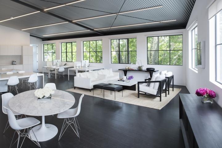 Просторный светлый офис в Сиднее, Австралия: потрясающий дизайн