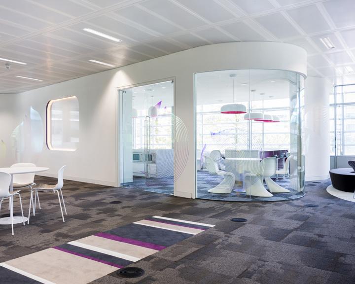 Элегантный дизайн офиса Swarovski - Фото 1