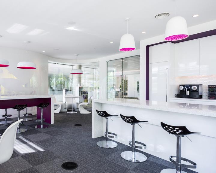 Элегантный дизайн офиса Swarovski - Фото 4