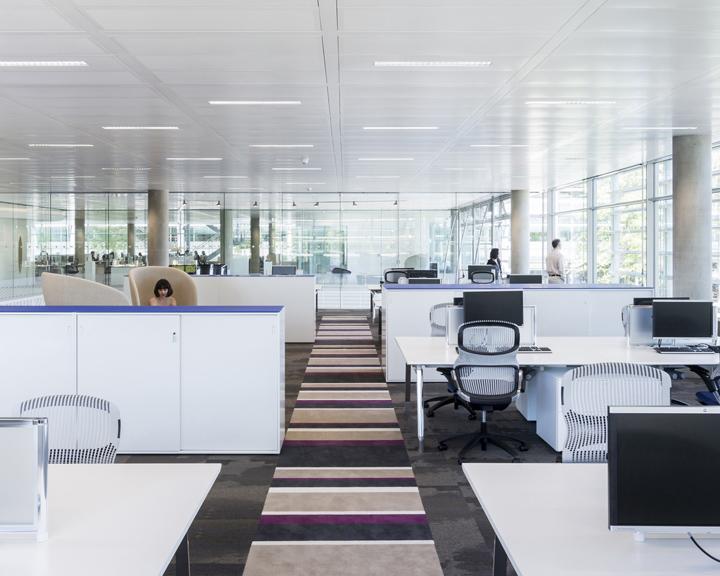 Элегантный дизайн офиса Swarovski - Фото 6
