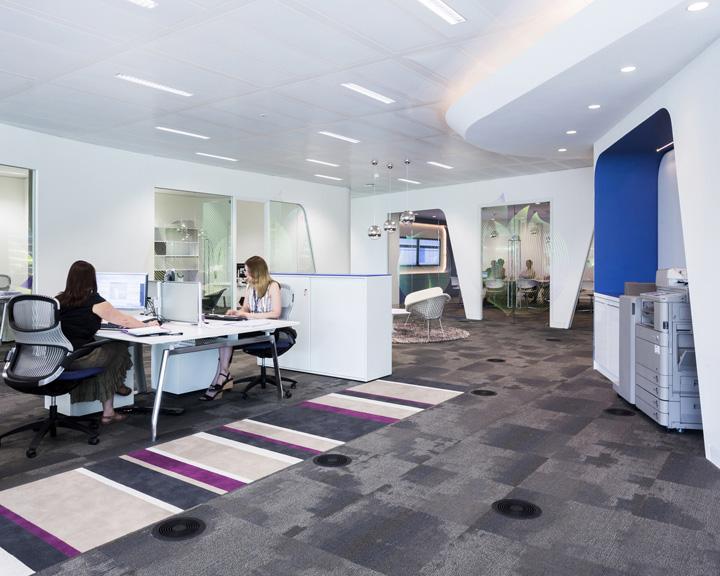 Элегантный дизайн офиса Swarovski - Фото 7