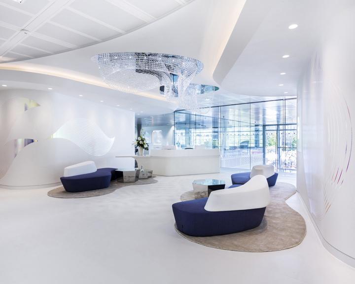 Элегантный дизайн офиса Swarovski - Фото 8