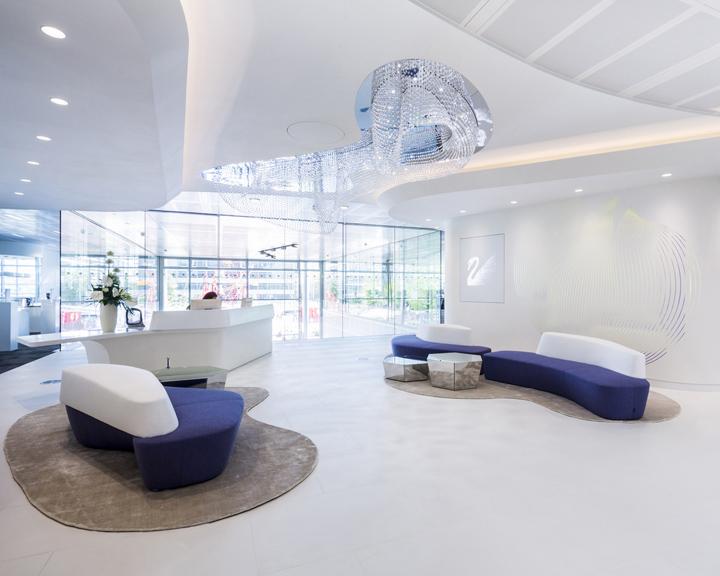 Элегантный дизайн офиса Swarovski - Фото 9