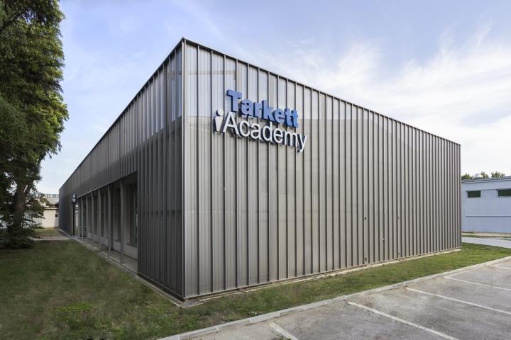 Представительство Tarkett Academy в Бачка-Паланка – Сербия