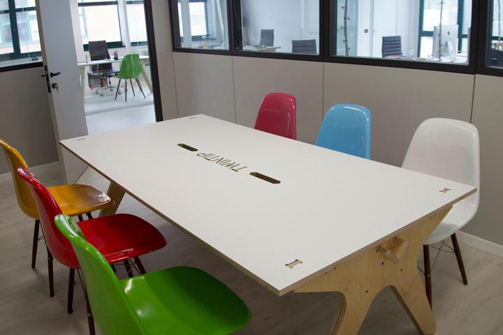 Оформление кабинета от Twintip