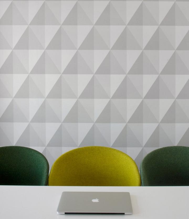 Белые стены в штаб-квартире u2i