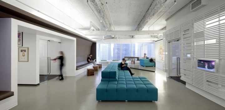 New дизайн офиса время