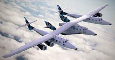 Воздушно-космический самолёт Spaceshiptwo - пока еще дорогое удовольствие