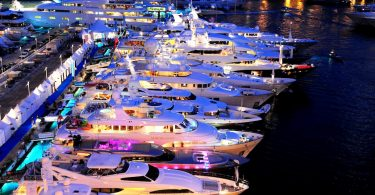Выставка яхт Monaco Yacht Show