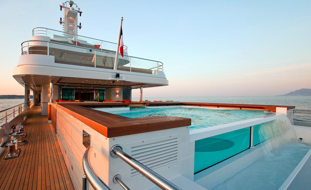 На выставке Monaco Yacht Show можно приобрести яхту на любой вкус