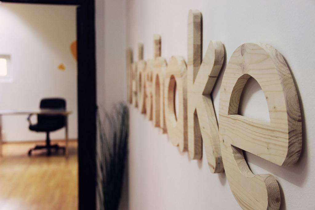 Интерьер офиса Webshake