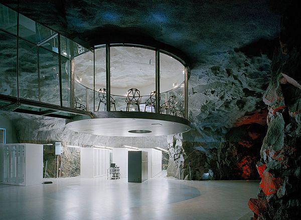 Дизайн лучших офисов: убежище в Швеции