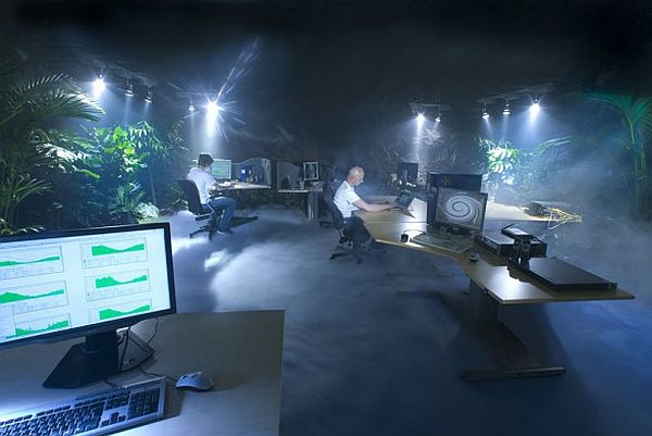 Дизайн лучших офисов: убежище в Швеции - фото 2