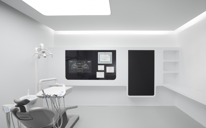 Клиника White Space Orthodontic в Катании, Италия