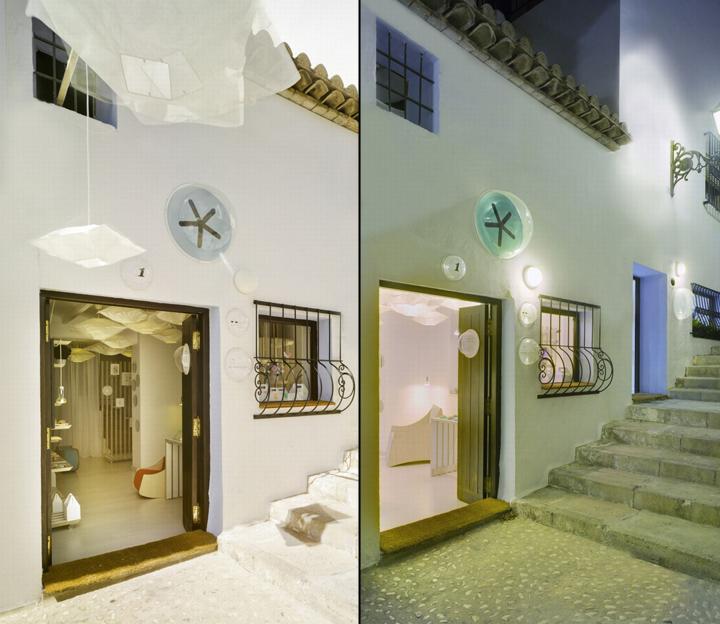 Студия и галерея от Estudio Ji Arquitectos, Алтея, Испания