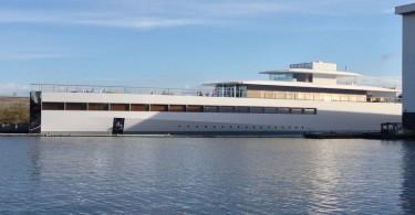 Скандал вокруг яхты Стива Джобса