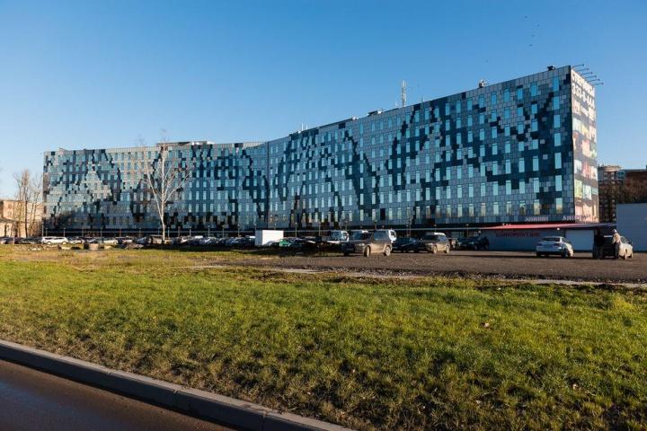 Yandex office, Санкт-Петербург