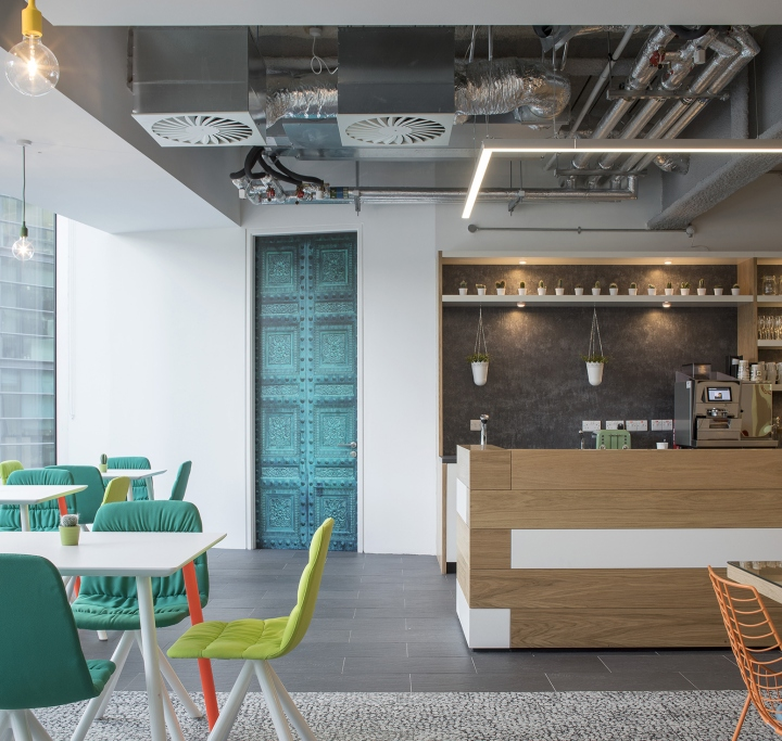 Яркий интерьер офиса Hostelworld - фото 3