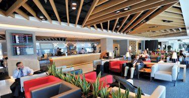 Новые залы ожидания в аэропортах Франкфурта, Амстердама, Турции и Мехико