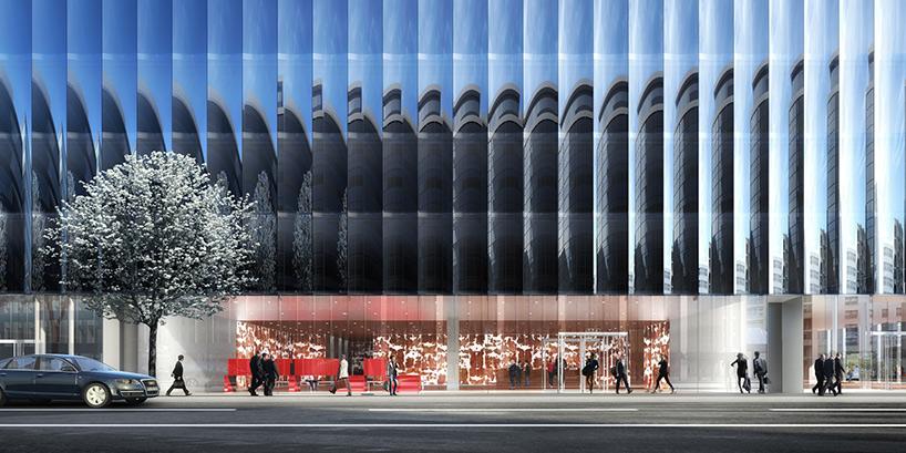 Здание со стеклянным фасадом: проект - Фото 6