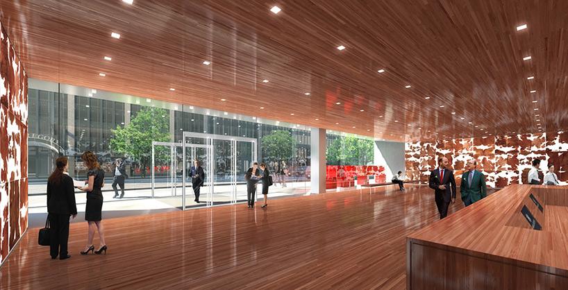 Здание со стеклянным фасадом: проект - Фото 7